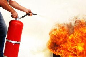 Yangın söndürme cihazları ve uygunsuzluklar