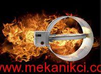 Yangın Damperi Nedir ? Yangın Damperi Nasıl Çalışır ?